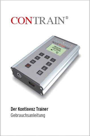 CONTRAIN® – Der Kontinenztrainer Gebrauchsanleitung